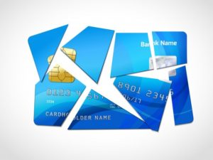 Bankruptcy for credit cards